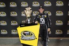 NASCAR: Ricambi auto organizzati in modo federativo il 12 settembre 400 Immagine Stock