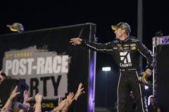 NASCAR: Ricambi auto organizzati in modo federativo il 12 settembre 400 Immagini Stock