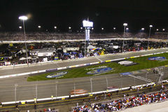 NASCAR - Richmond International Raceway Stock Image