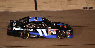 NASCAR - Richmond Winner Hamlin Stock Photos