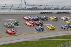 NASCAR 2013:  Rikstäckande serie Aarons 312 MAJ 04 Royaltyfri Fotografi