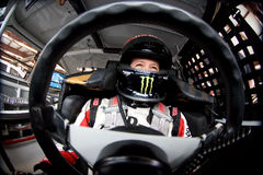 NASCAR: Robby Gordon LifeLock.com 400 Stockbilder