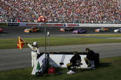 NASCAR - Running Under Caution Stock Photos