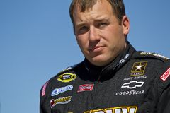 NASCAR: Ryan Newman Royalty Free Stock Photo