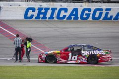 NASCAR: ` S 400 1-ое июля Overton Стоковые Фотографии RF