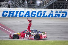 NASCAR: ` S 400 1-ое июля Overton Стоковое Фото
