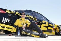 NASCAR : ` S 400 d'Overton du 30 juillet Image libre de droits