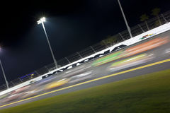NASCAR: Schießerei 12. Februar-Budweiser Lizenzfreie Stockfotos