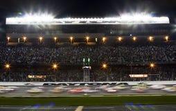NASCAR: Schießerei 6. Februar-Budweiser Lizenzfreies Stockfoto