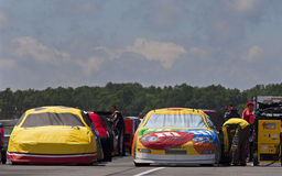 NASCAR: Schmelzverfahren ProGlide 500 6. Juni-Gillette stockfotografie