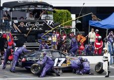 NASCAR: Schmelzverfahren ProGlide 500 6. Juni-Gillette lizenzfreie stockfotografie