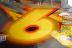 NASCAR: Selettore rotante 400 di prezzi del 2 ottobre Fotografie Stock