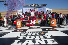 NASCAR: Selettore rotante 400 di prezzi del 4 ottobre Fotografie Stock