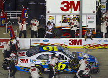 NASCAR:  Sep 05 Emory Healthcare 500 Stock Images