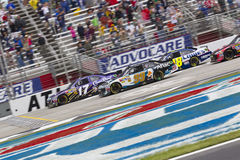 NASCAR:  Sep 06 Advocare 500 Royalty Free Stock Photos