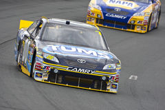 NASCAR:  Sep 18 Sylvania 300 Royalty Free Stock Photo