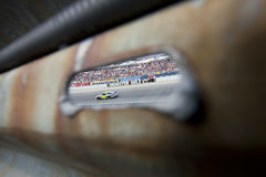 NASCAR:  Sep 26 AAA 400. DOVER, DE - SEP 26, 2010:  Jimmie Johnson wins the AAA 400 race at the Dover International Speedway in Dover, DE Stock Photos