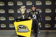 NASCAR:  Sep 12 Federated Auto Parts 400 Stock Image
