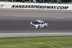 NASCAR:  Sep 16 NASCAR Test Royalty Free Stock Photo