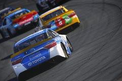 NASCAR: 25 sep Slechte Jongen van Weg 300 Royalty-vrije Stock Foto