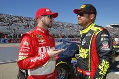 NASCAR: 25 sep Slechte Jongen van Weg 300 Royalty-vrije Stock Fotografie