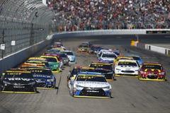 NASCAR: 25 sep Slechte Jongen van Weg 300 Royalty-vrije Stock Afbeelding