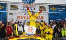 NASCAR:  Sep 21 Sylvania 300 Royalty Free Stock Image