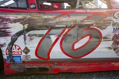 NASCAR: Sep 05 VFW sporta klamerki Pomagają bohatera 200 Zdjęcia Stock