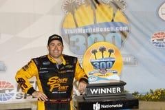 NASCAR:  Sep 20 VisitMyrtleBeach.com 300 Royalty Free Stock Image