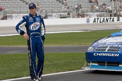NASCAR:  September 05 Pep Boys Auto 500 Stock Images