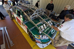 NASCAR:  September 18 Sylvania 300 Royalty Free Stock Photo