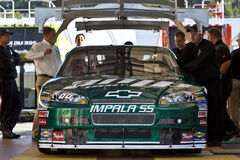 NASCAR:  September 18 Sylvania 300 Royalty Free Stock Image