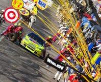 NASCAR:  September 20 Sylvania 300 Stock Images