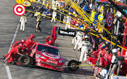 NASCAR:  September 20 Sylvania 300 Stock Photos