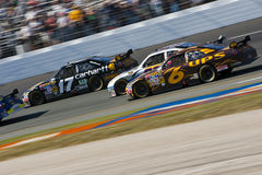NASCAR:  September 20 Sylvania 300 Royalty Free Stock Photo