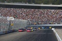 NASCAR:  September 20 Sylvania 300 Stock Image