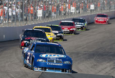 NASCAR:  September 20 Sylvania 300 Royalty Free Stock Photos
