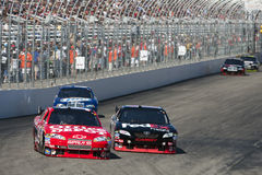 NASCAR:  September 20 Sylvania 300 Royalty Free Stock Image