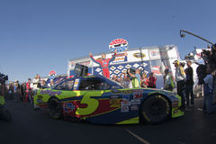 NASCAR:  September 20 Sylvania 300 Royalty Free Stock Photography