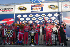 NASCAR:  September 20 Sylvania 300 Royalty Free Stock Images