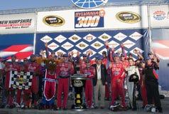 NASCAR:  September 20 Sylvania 300 Royalty Free Stock Images
