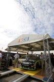 NASCAR:  September 25 AAA 400 Royalty Free Stock Photo
