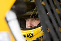 NASCAR:  September 26 AAA 400. 26 September, 2009:  Matt Kenseth, driver for the No. 17 Dewalt Ford before practicing for the AAA 400 at Dover International Royalty Free Stock Photo