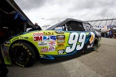 NASCAR:  September 26 AAA 400 Royalty Free Stock Photo