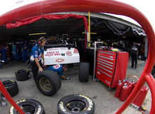 NASCAR:  September 26 AAA 400 Royalty Free Stock Photography