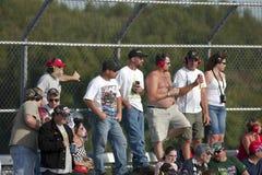 NASCAR:  September 27 AAA 400 Royalty Free Stock Photo