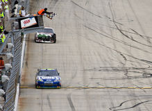 NASCAR:  September 27 AAA 400 Stock Photography