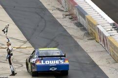 NASCAR:  September 27 AAA 400 Stock Photo