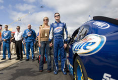 NASCAR:  September 27 AAA 400 Stock Photos