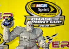 NASCAR:  September 27 AAA 400 Royalty Free Stock Images